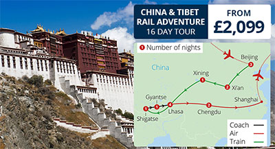 China & Tibet Rail Adventure