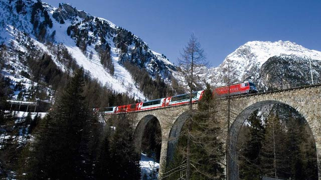 European Train Tours