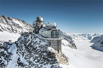 Jungfrau Express 5-Star All Inclusive at Christmas