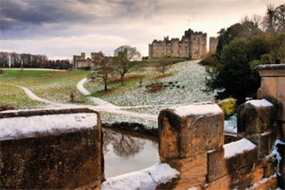 Northumberland at New Year